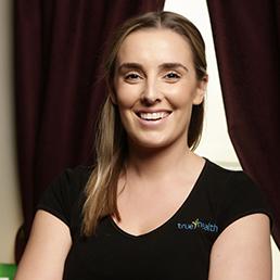 Massage therapist Siobhan Gilligan - True Health